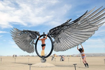 B. Tedrick - Burning Man